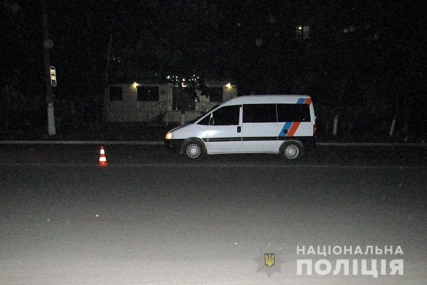 На Хмельниччині водій автомобіля наїхав на пішохода  , фото-1