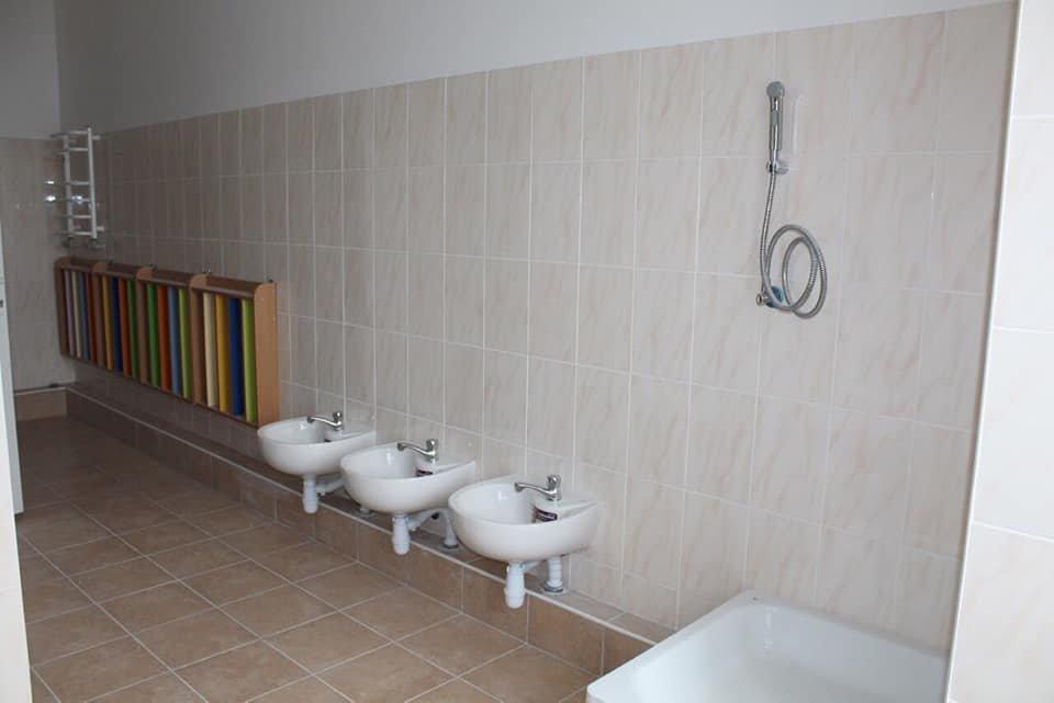 Новий дошкільний заклад у Гречанах незабаром відчинить двері для наймолодших хмельничан.ФОТО, фото-7