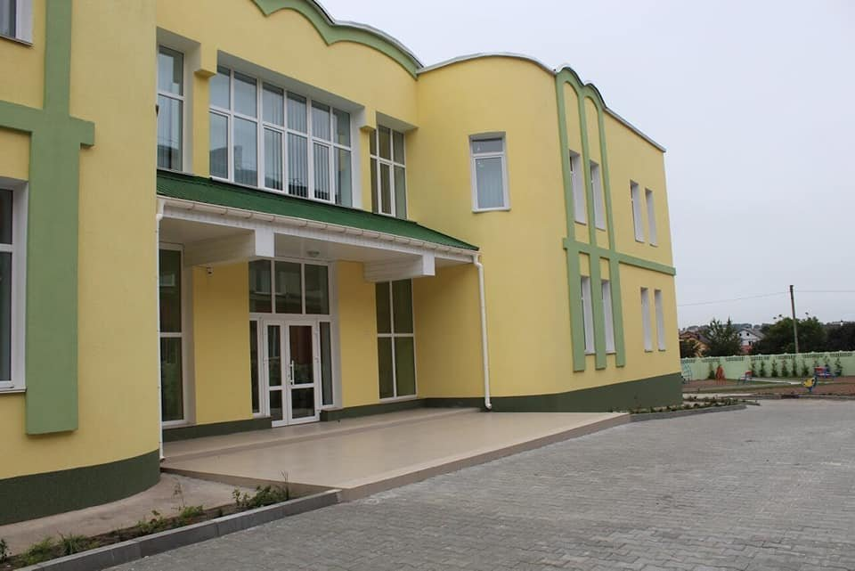 Новий дошкільний заклад у Гречанах незабаром відчинить двері для наймолодших хмельничан.ФОТО, фото-2