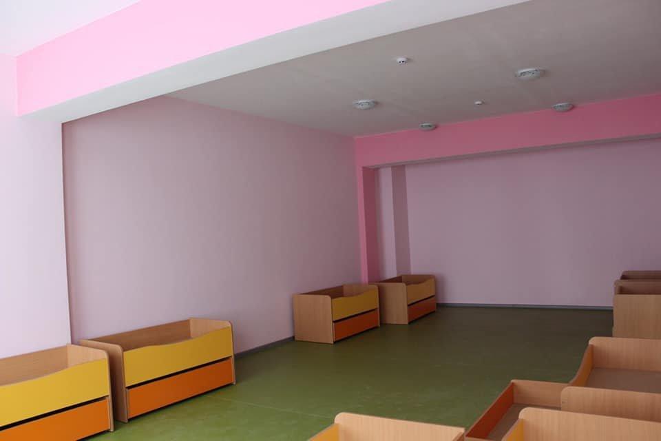 Новий дошкільний заклад у Гречанах незабаром відчинить двері для наймолодших хмельничан.ФОТО, фото-4