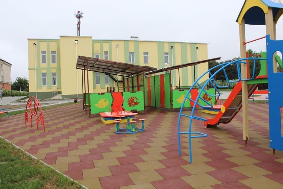 Новий дошкільний заклад у Гречанах незабаром відчинить двері для наймолодших хмельничан.ФОТО, фото-8