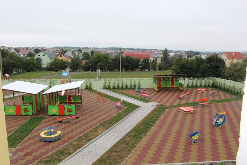 Новий дошкільний заклад у Гречанах незабаром відчинить двері для наймолодших хмельничан.ФОТО, фото-10