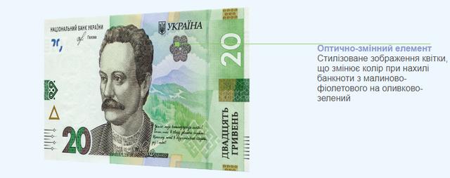 """НБУ надрукував нові 20 гривень: як виглядає і коли почне """"ходити"""" нова купюра, фото-4"""