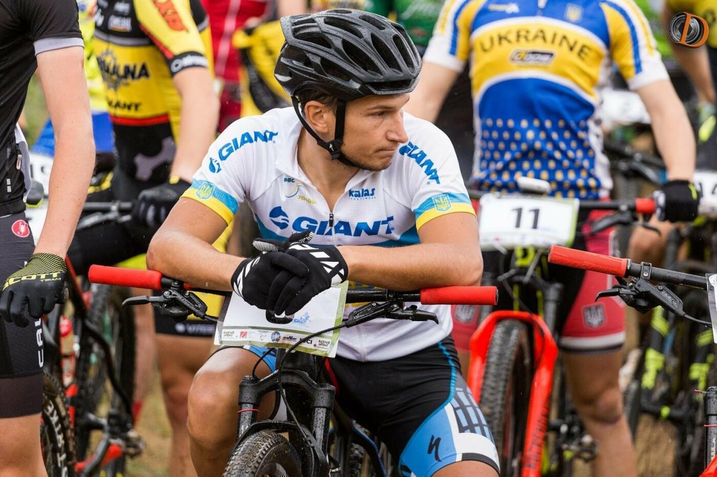 Хмельницький велосипедист представляє Україну на Чемпіонаті світу, фото-3