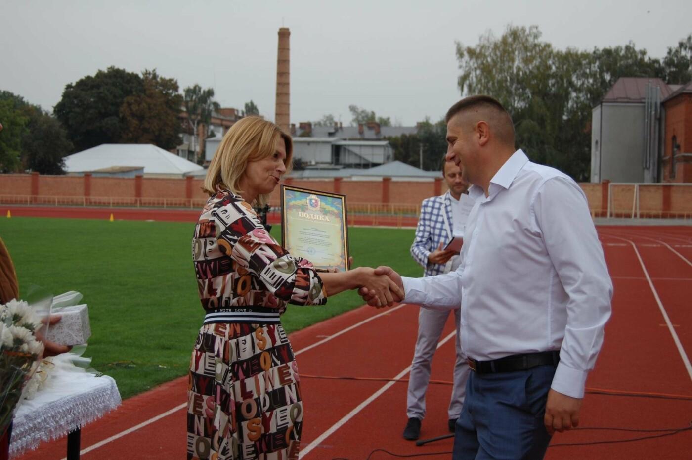У Хмельницькому відзначили кращих спортсменів. ФОТО, фото-16