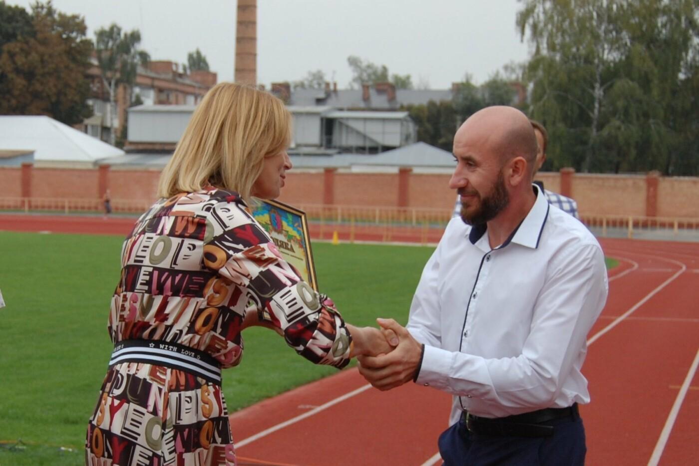 У Хмельницькому відзначили кращих спортсменів. ФОТО, фото-3