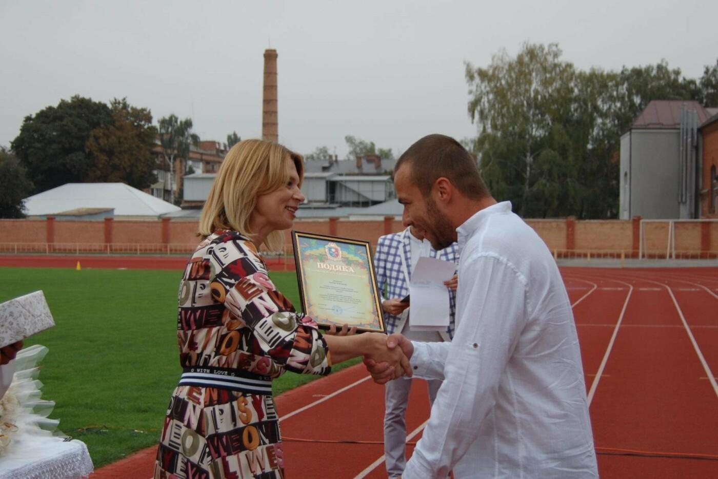 У Хмельницькому відзначили кращих спортсменів. ФОТО, фото-9