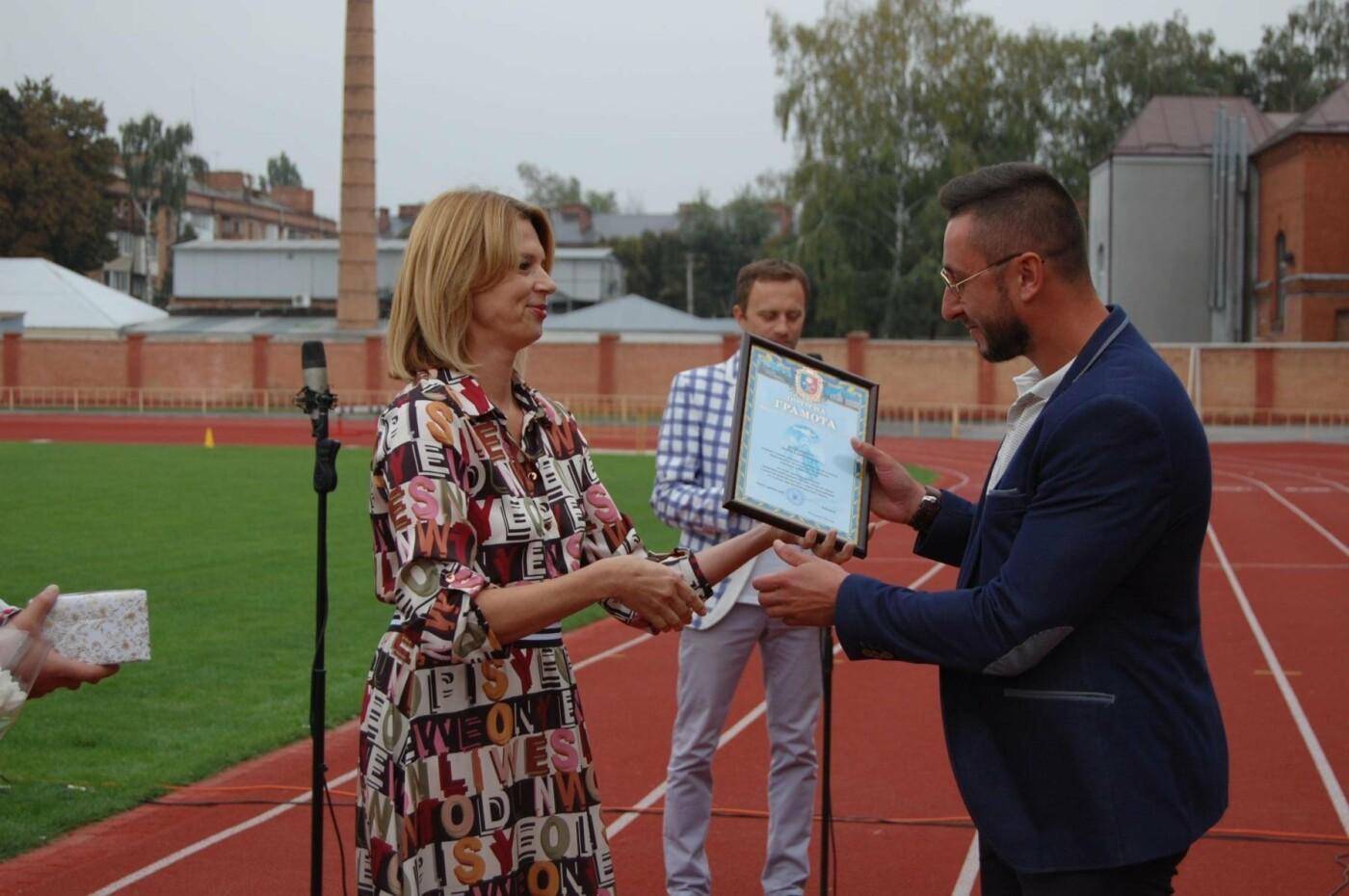 У Хмельницькому відзначили кращих спортсменів. ФОТО, фото-14