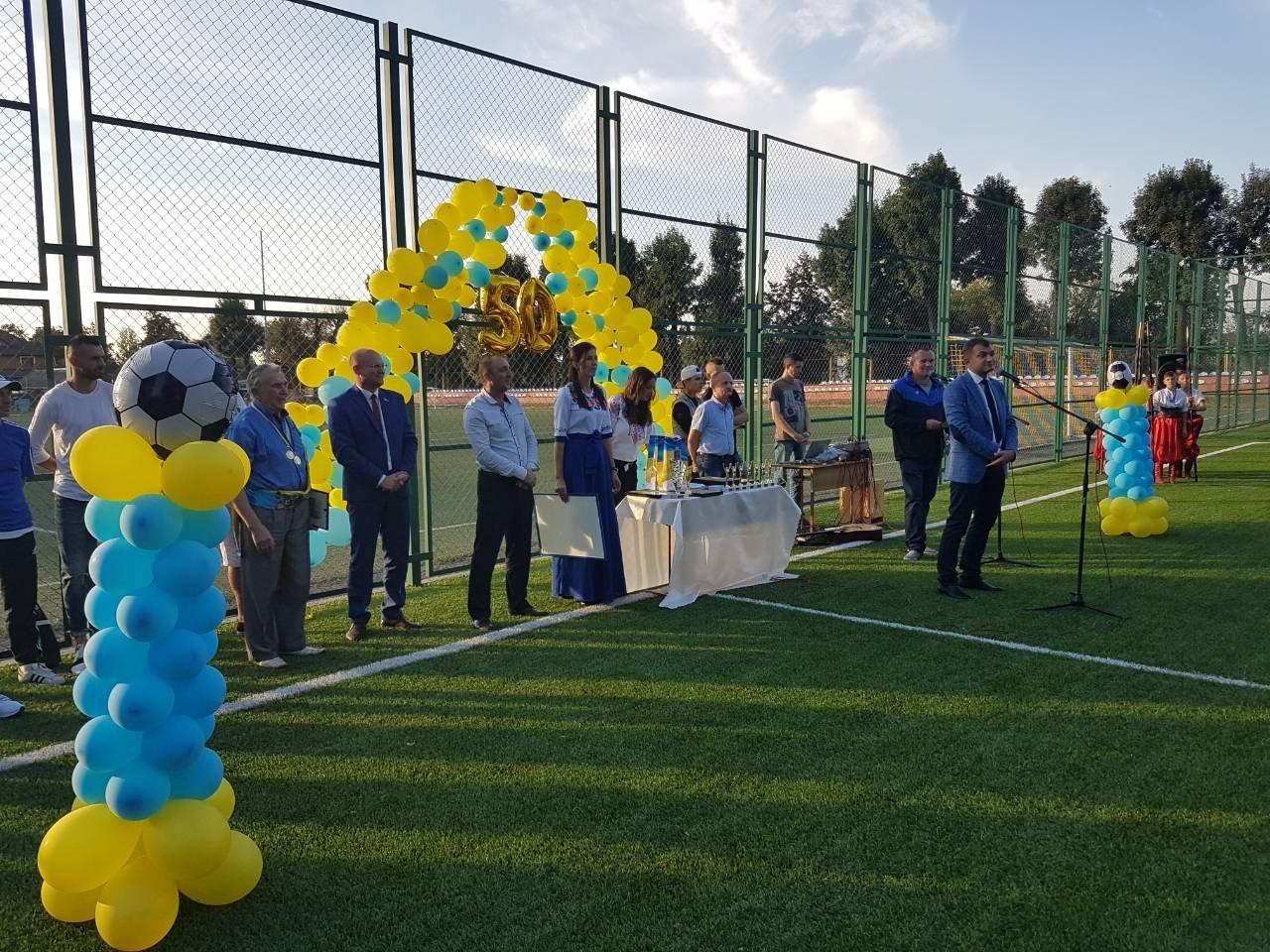 На ювілей хмельницька спортшкола отримала 50 тисяч гривень у подарунок. ВІДЕО, фото-1