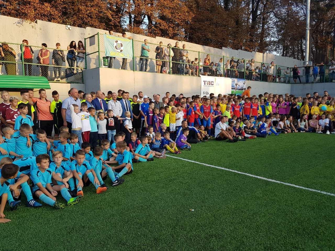 На ювілей хмельницька спортшкола отримала 50 тисяч гривень у подарунок. ВІДЕО, фото-4