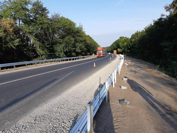 На автодорозі М-12 триває ремонт: 70% робіт уже виконано , фото-4