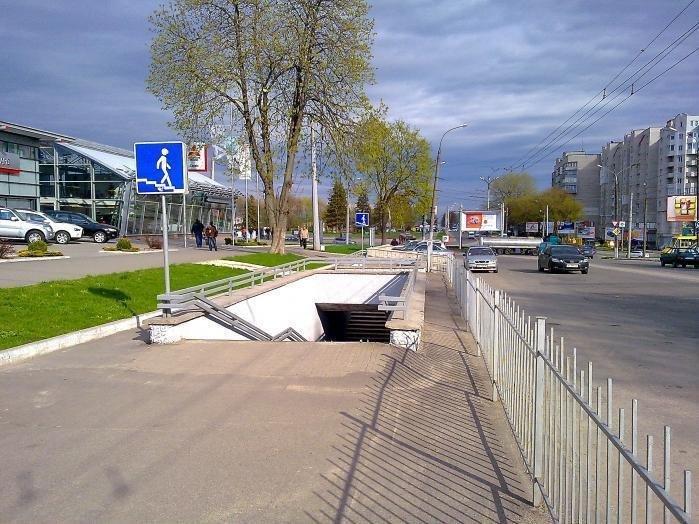 """Хмельничани вимагають добудувати підземний перехід поблизу """"Темп"""", фото-2"""