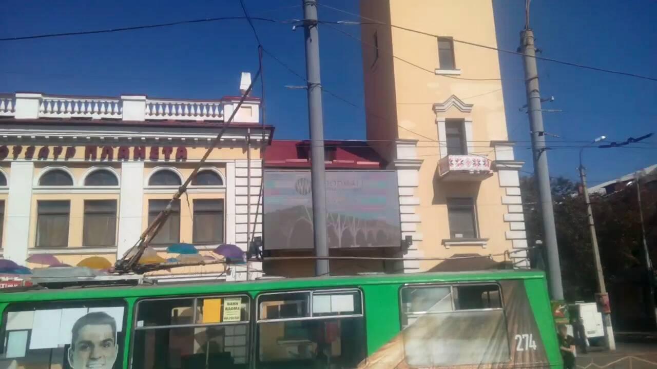 """У хмельницького тролейбуса поламалися """"рога"""". ФОТО.ВІДЕО, фото-1"""