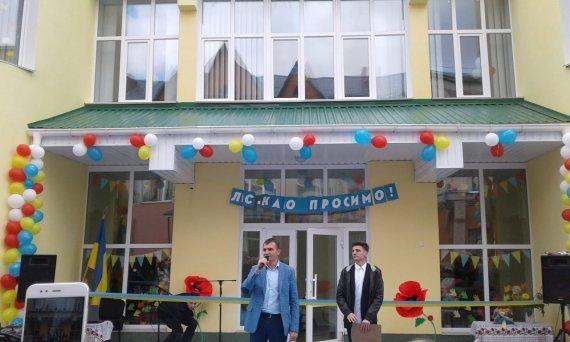 У Хмельницькому відкрили другий за 27 років незалежності дитсадок.ФОТО, фото-1