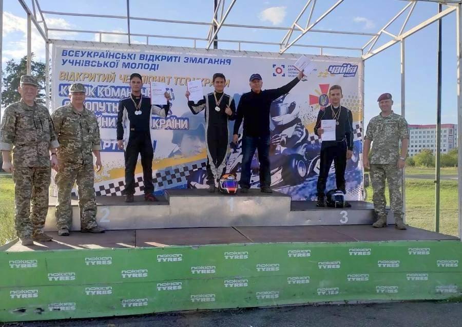 Картингісти з  Хмельниччини здобули перемогу на Всеукраїнських змаганнях , фото-1