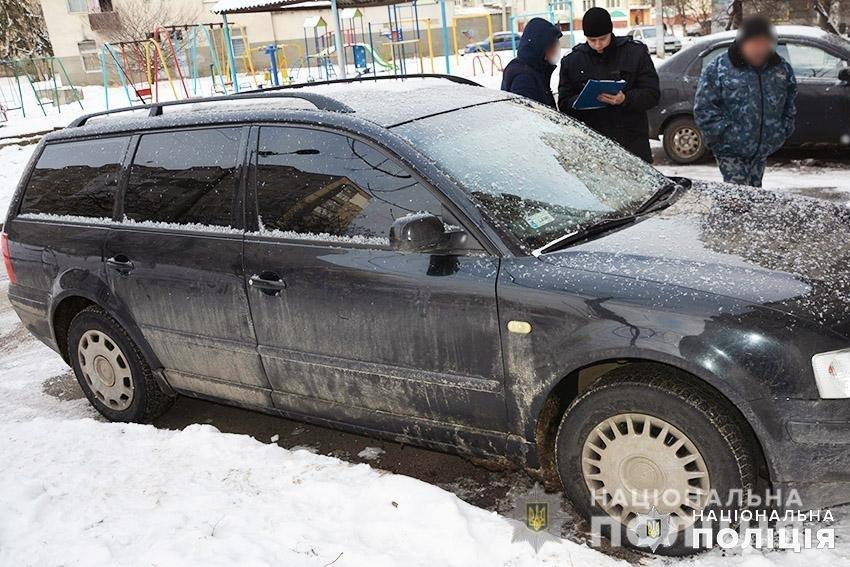 У Хмельницькому поліція затримала групу викрадачів номерних знаків. ФОТО, фото-2