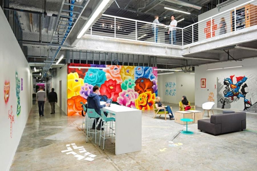 5 найкрасивіших і цікавих офісів світу, фото-2
