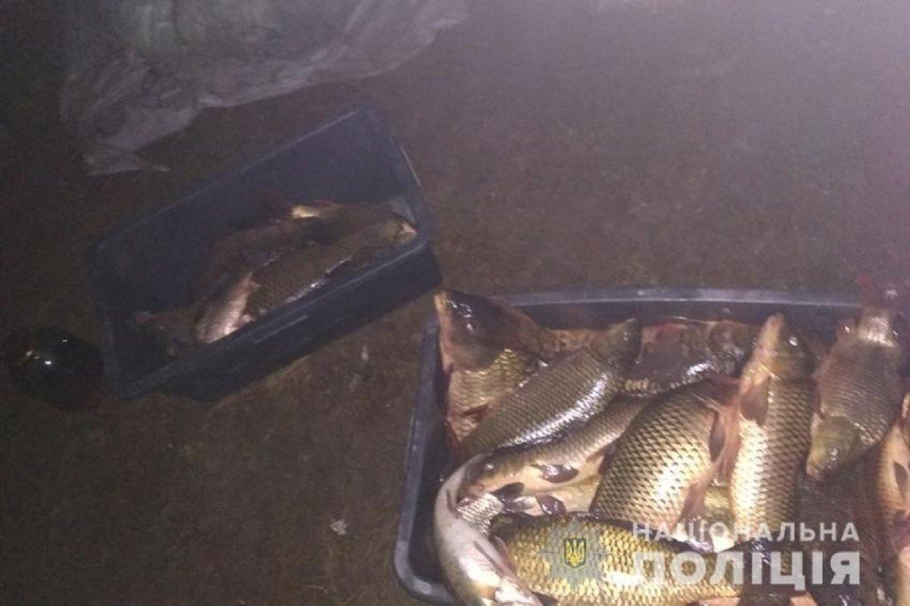На Хмельниччині затримали браконьєра, що вловив риби на 40 тисяч, фото-1