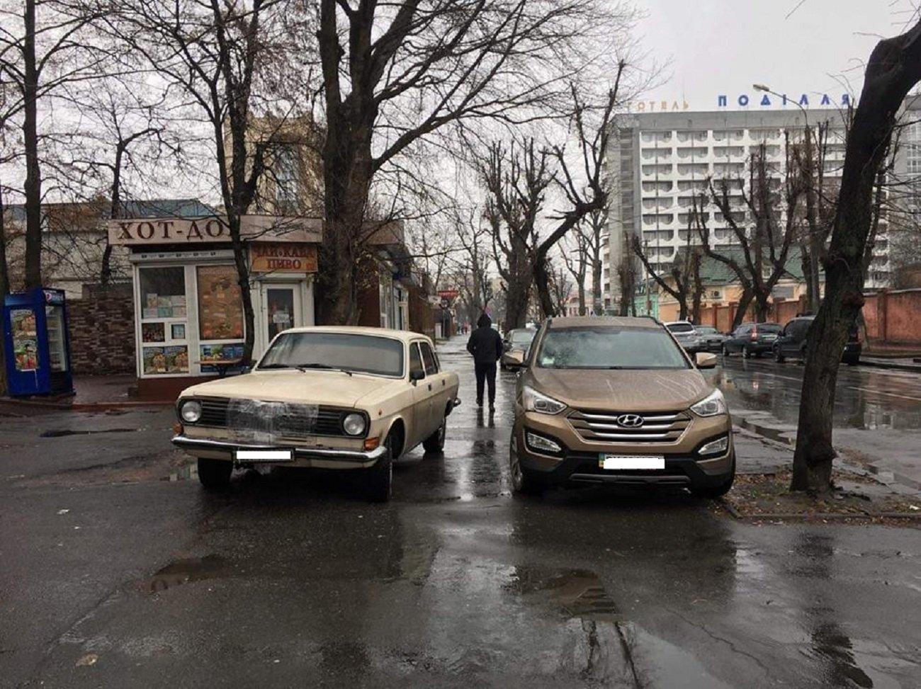 Автохам: хмельничани, що не вміють паркуватись, фото-4
