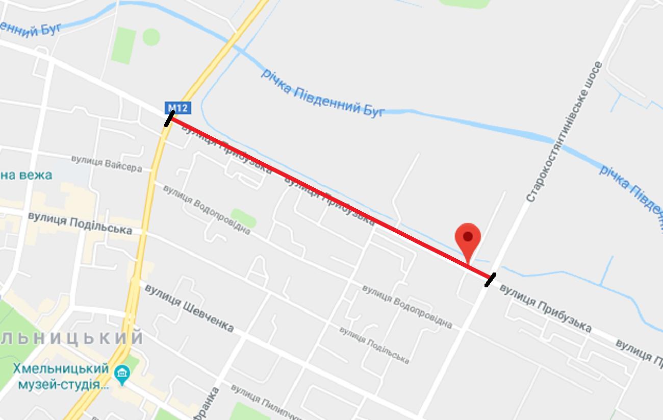 В суботу буде перекрито одну із вулиць Хмельницького, фото-1