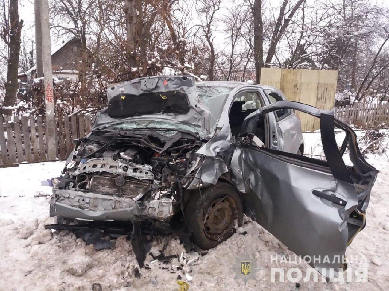 Троє жителів Хмельниччини загинули у ДТП під Житомиром, фото-1