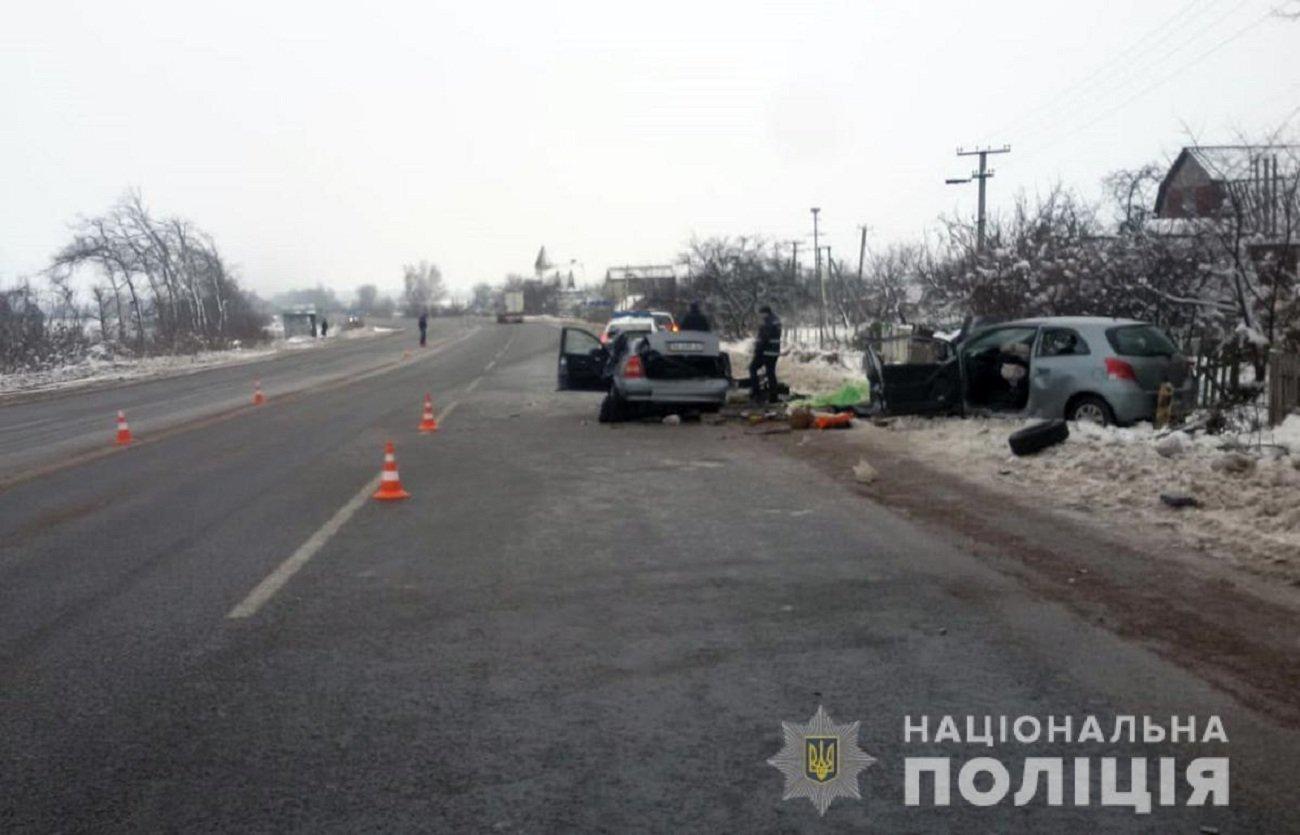 Троє жителів Хмельниччини загинули у ДТП під Житомиром, фото-2