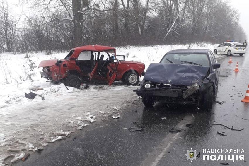 В ДТП на Хмельниччині  травмувались 4 людей, серед постраждалих — 2-річна дівчинка. ФОТО, фото-3