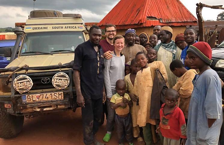 Хмельничани завершили тривалу мандрівку Африкою, фото-2