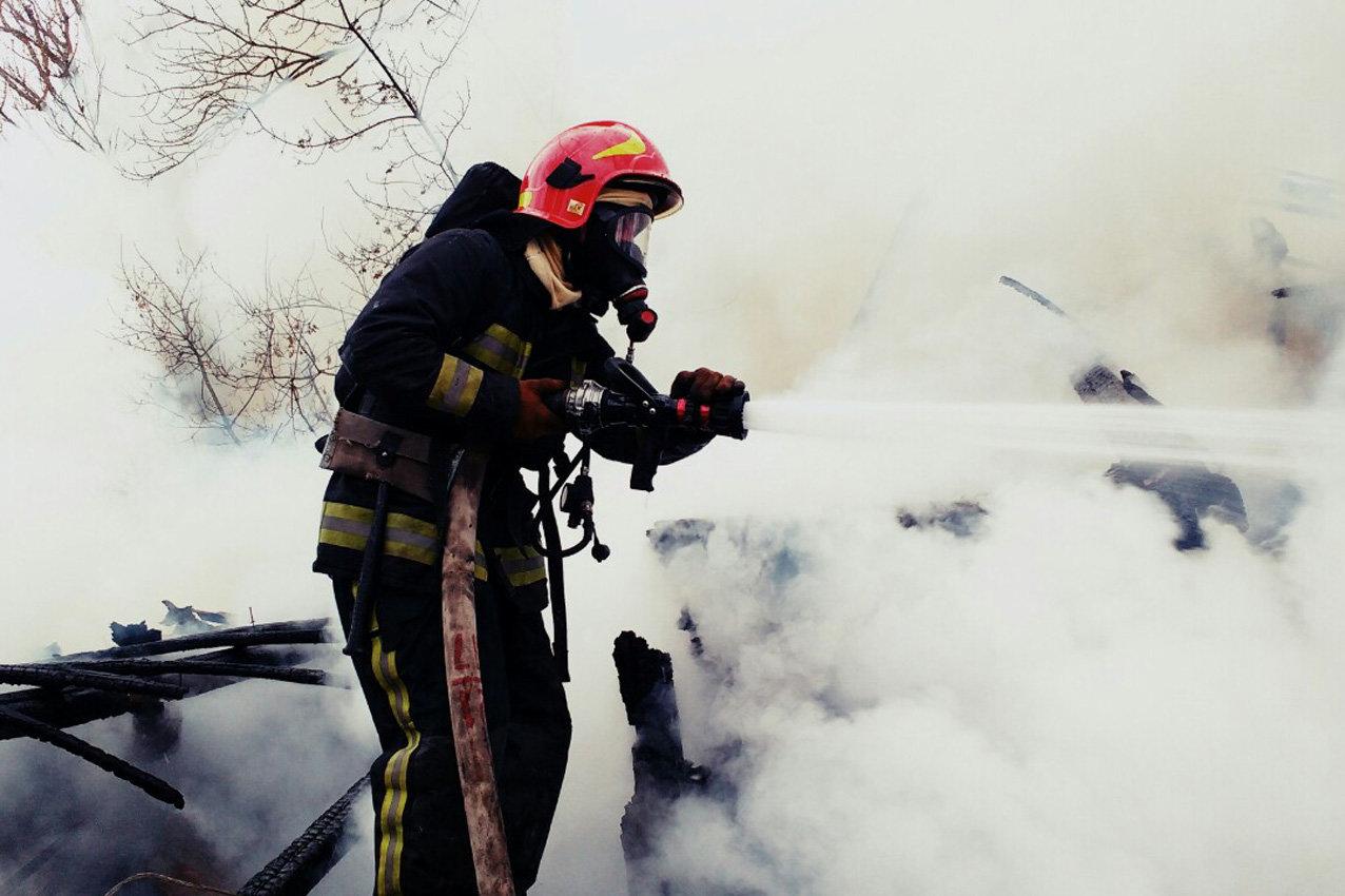 На Хмельниччині вогнеборці виявили тіло загиблого чоловіка , фото-2