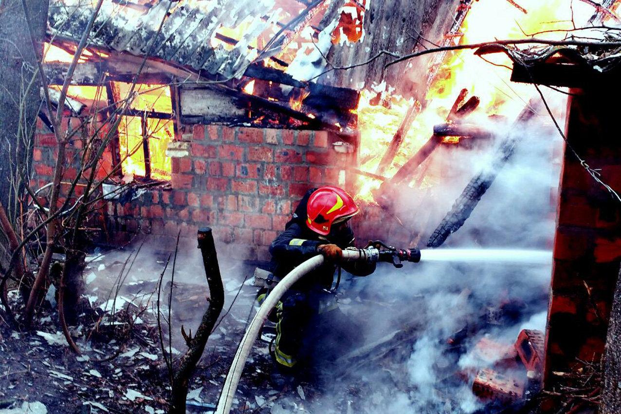 На Хмельниччині вогнеборці виявили тіло загиблого чоловіка , фото-3