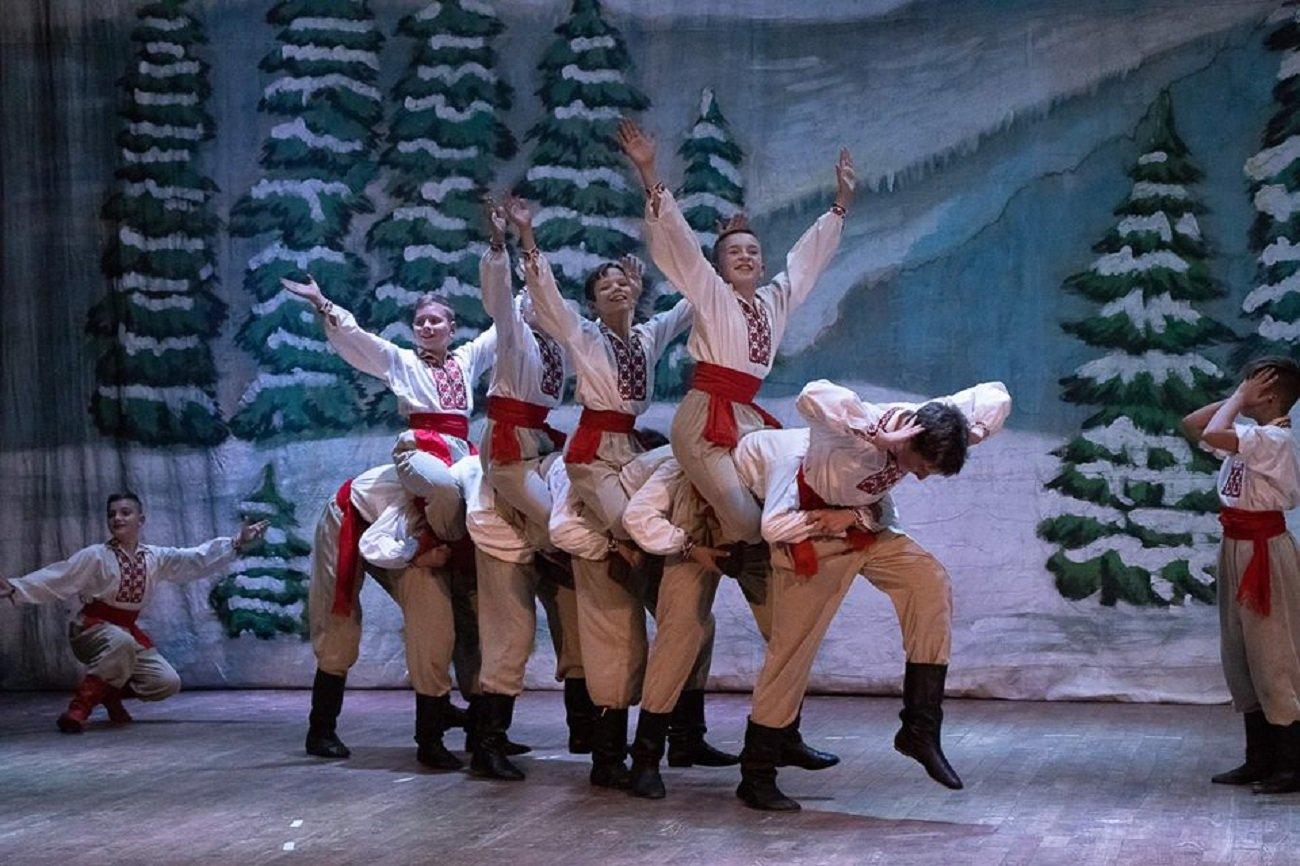 """У Хмельницькому відбувся ювілейний Всеукраїнський фестиваль танцю """"Зимові візерунки"""", фото-2"""