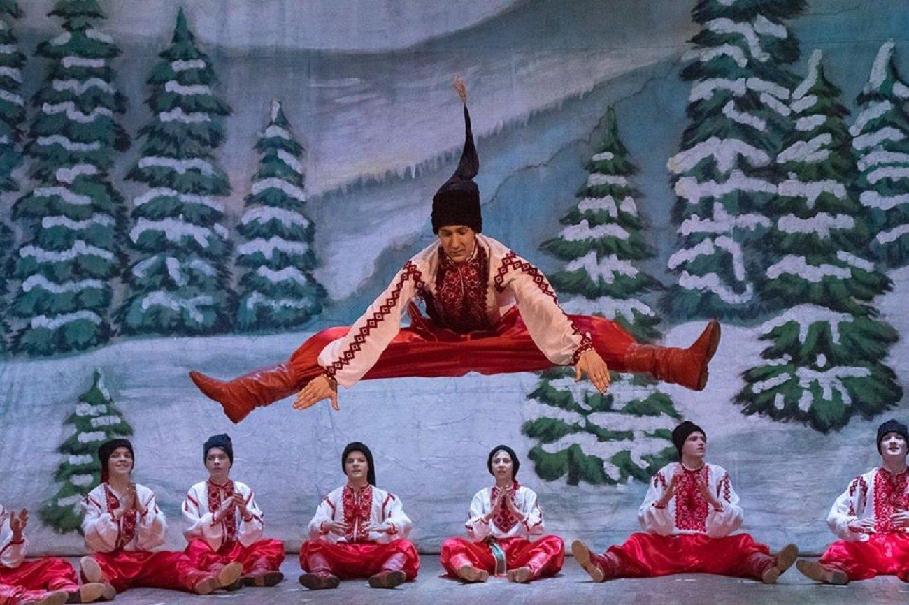 """У Хмельницькому відбувся ювілейний Всеукраїнський фестиваль танцю """"Зимові візерунки"""", фото-1"""