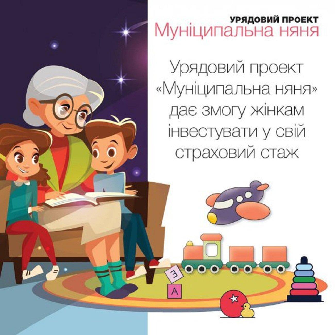 """Проект """"муніципальна няня"""": яким чином держава допомагає молодим сім'ям  , фото-2"""