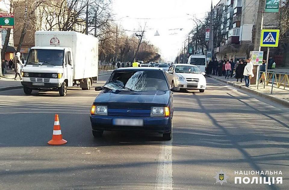 У Хмельницькому після ДТП постраждалий опинився у дитячій лікарні, фото-1