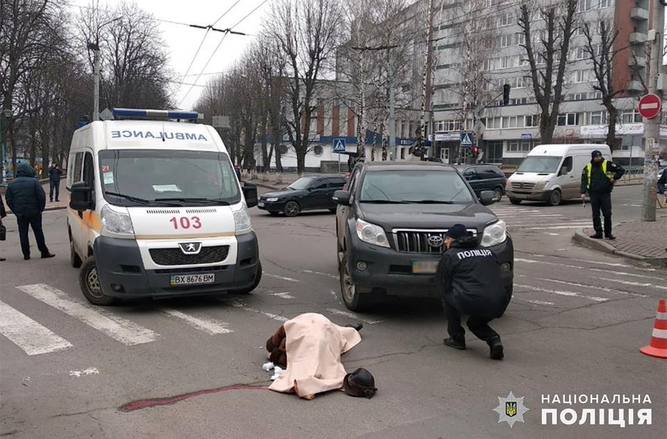 Водій, який насмерть збив хмельничанку, постане перед судом , фото-1