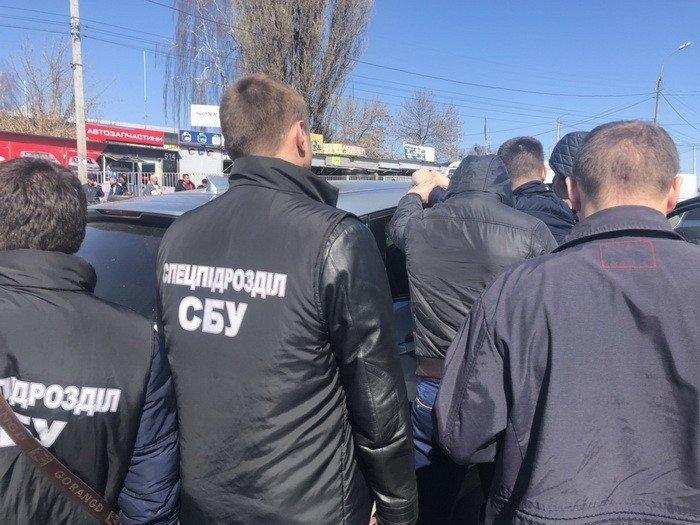 У Хмельницькому на хабарі спіймали посадовця (фото), фото-1