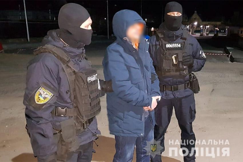 """Кримінальний авторитет """"Молдаван"""" попався у Хмельницькому (фото), фото-2"""