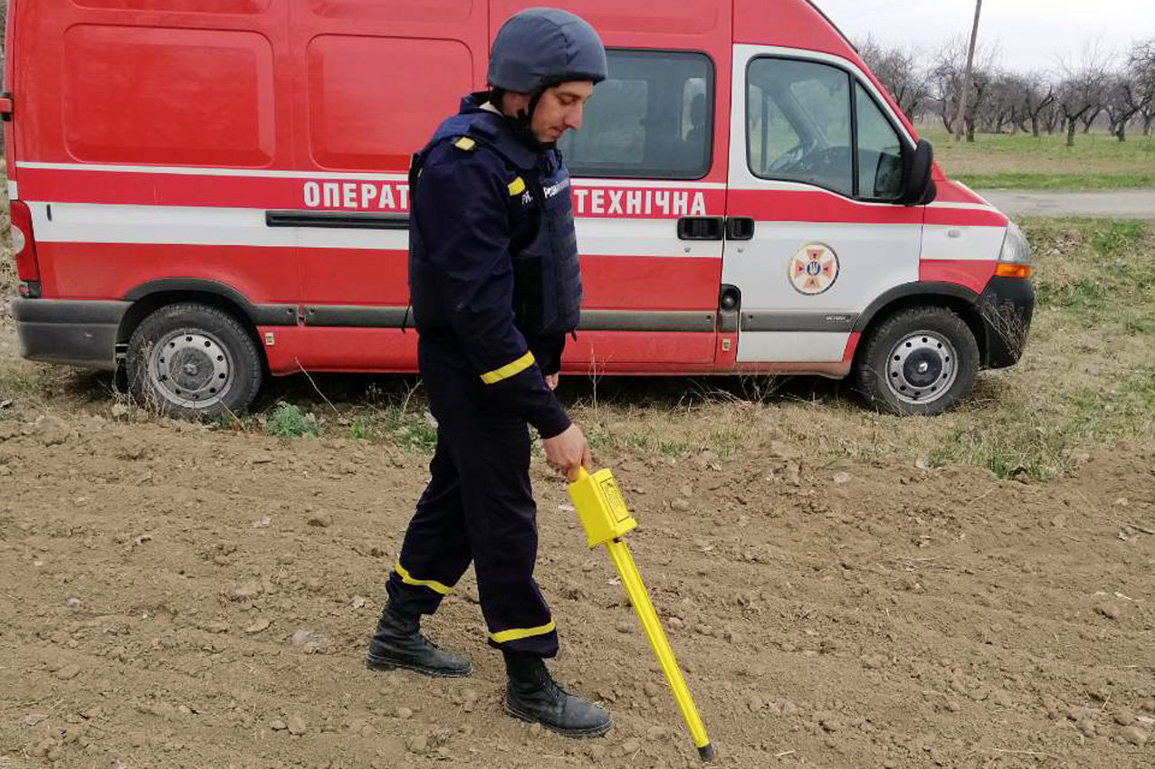 На Хельниччині піротехніки знищили 231 вибухонебезпечний предмет (фото), фото-2