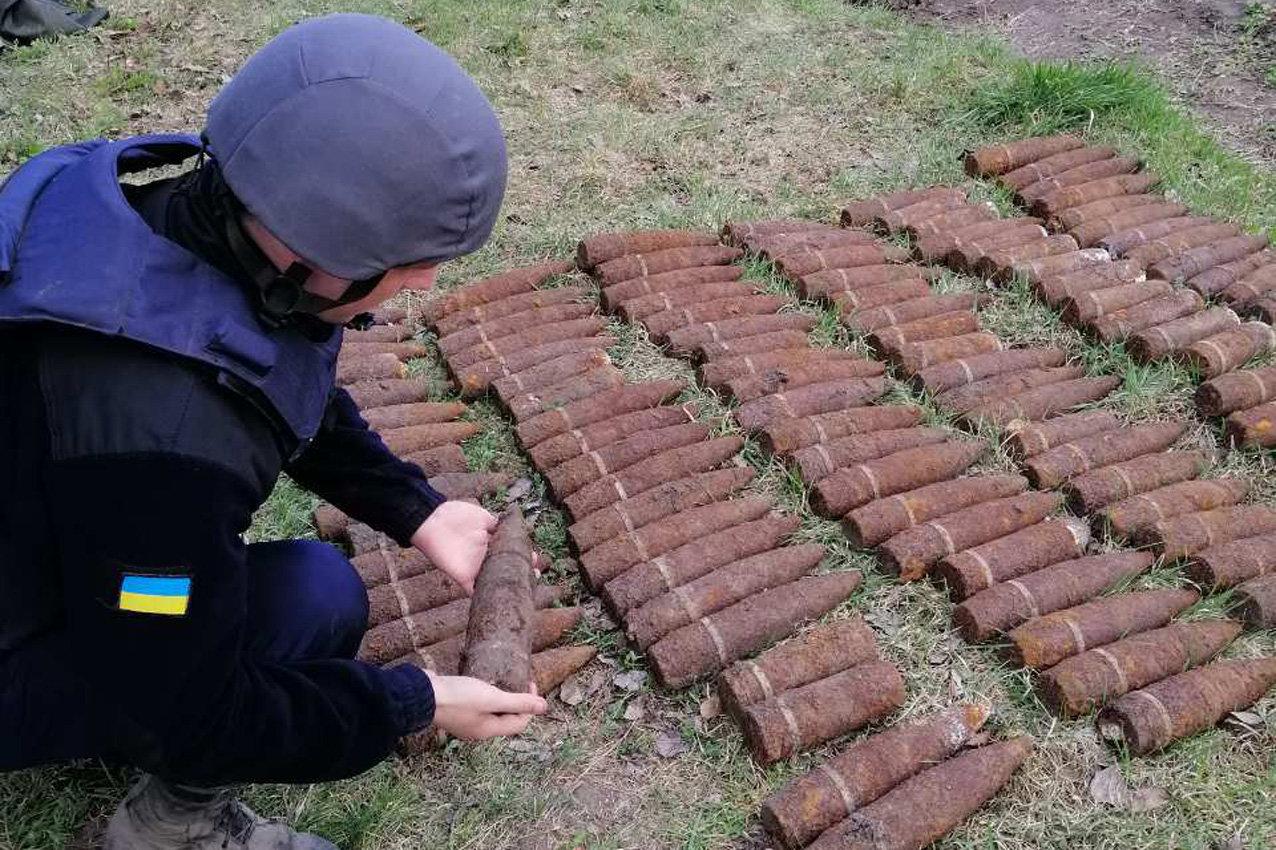 На Хельниччині піротехніки знищили 231 вибухонебезпечний предмет (фото), фото-3
