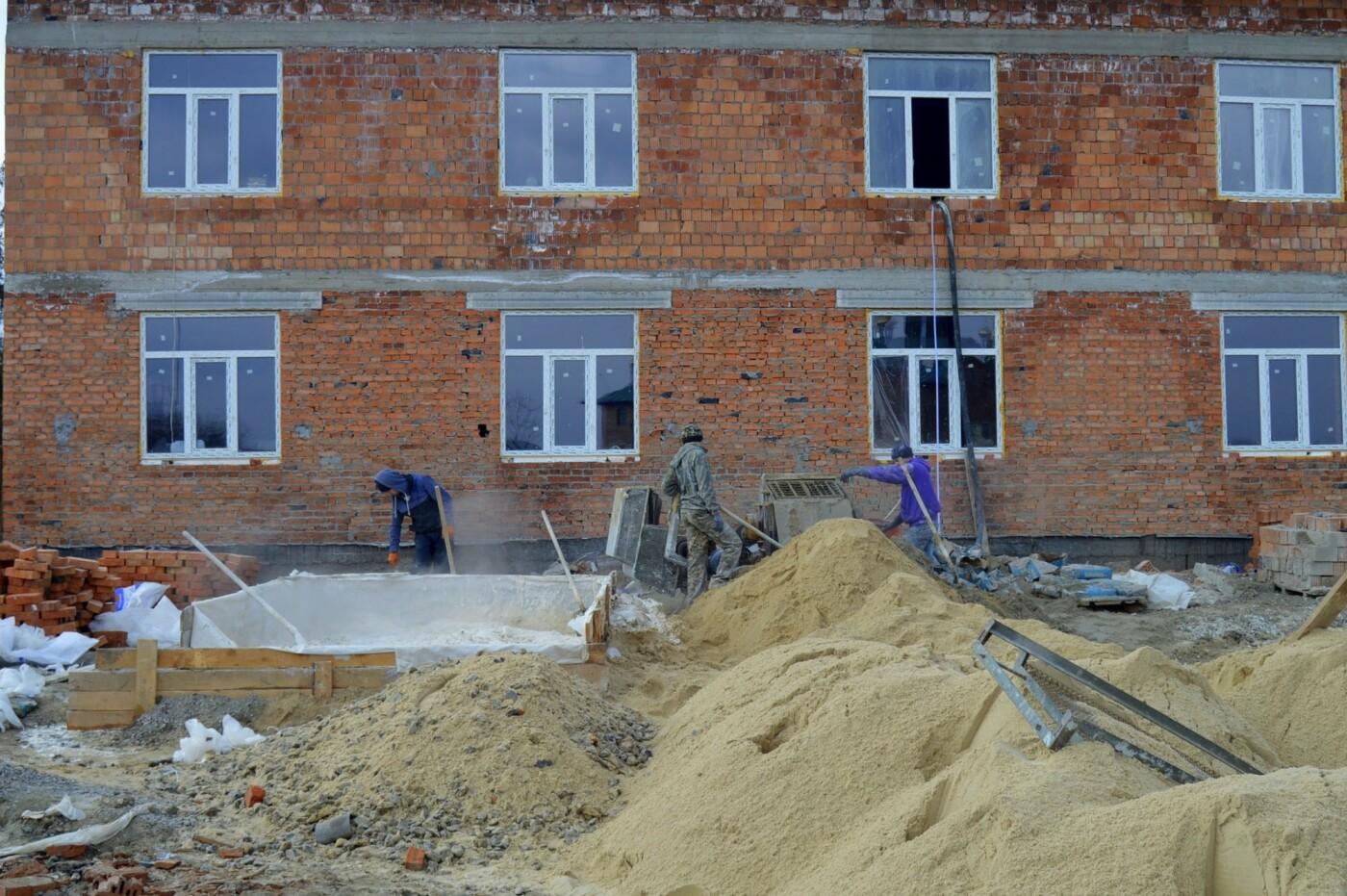 На Хмельниччині будують житлові комплекси для військовослужбовців-контрактників, фото-2