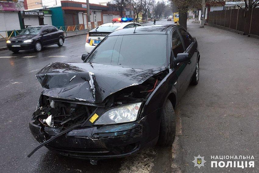 У Хмельницькому в ДТП постраждало 2 людей, фото-2