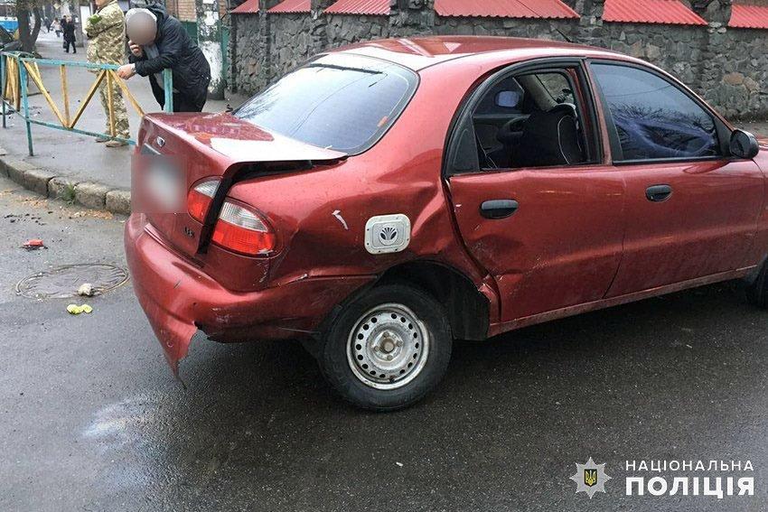 У Хмельницькому в ДТП постраждало 2 людей, фото-1