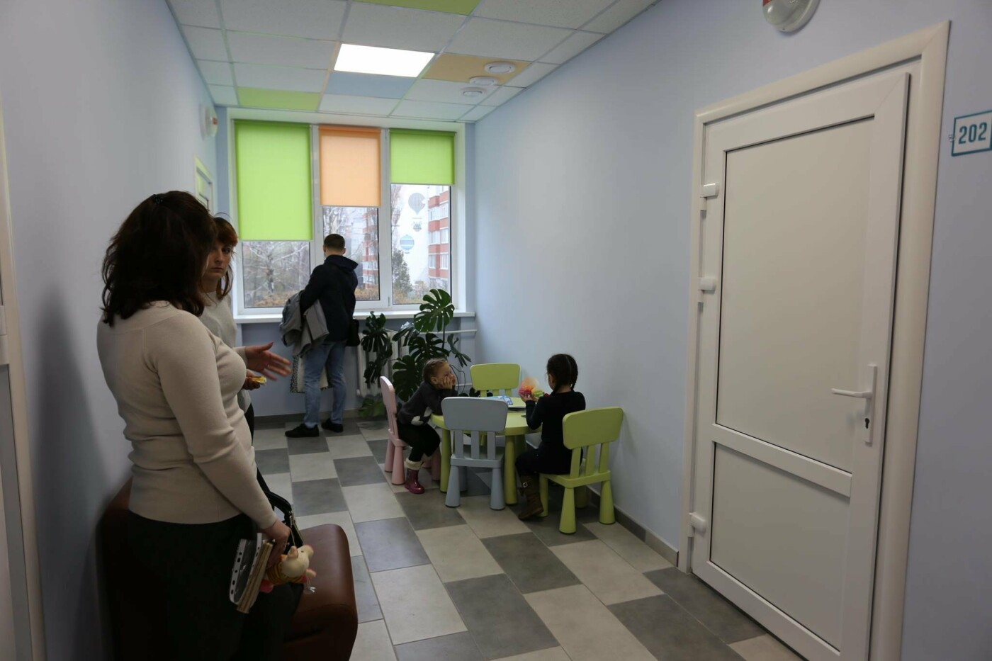 Міська дитяча стоматологія отримала нове приміщення та обладнання, фото-5