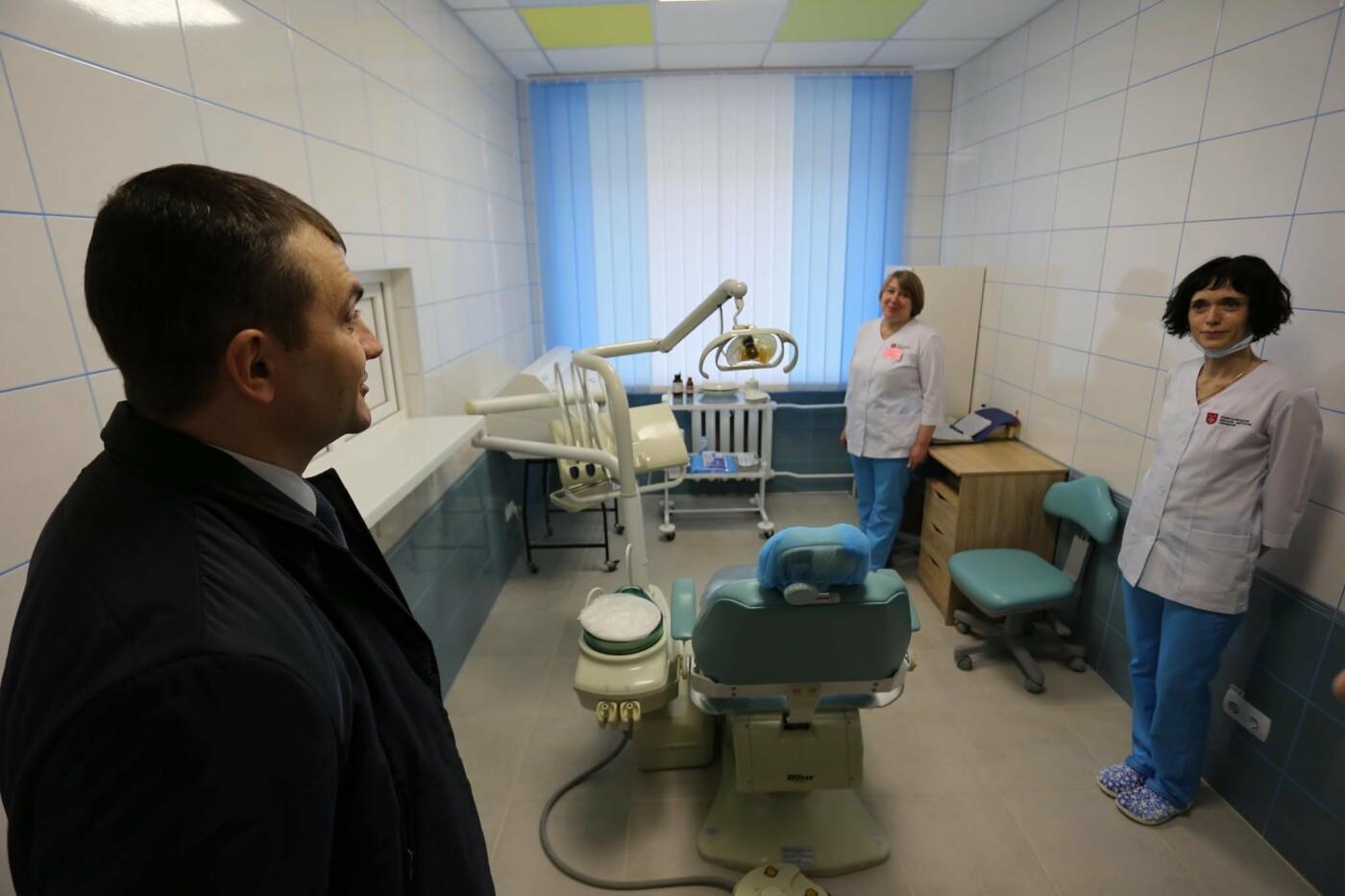 Міська дитяча стоматологія отримала нове приміщення та обладнання, фото-4