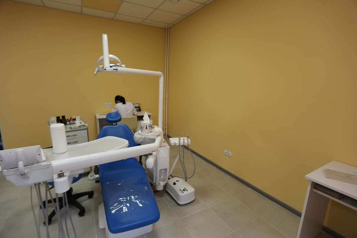 Міська дитяча стоматологія отримала нове приміщення та обладнання, фото-3