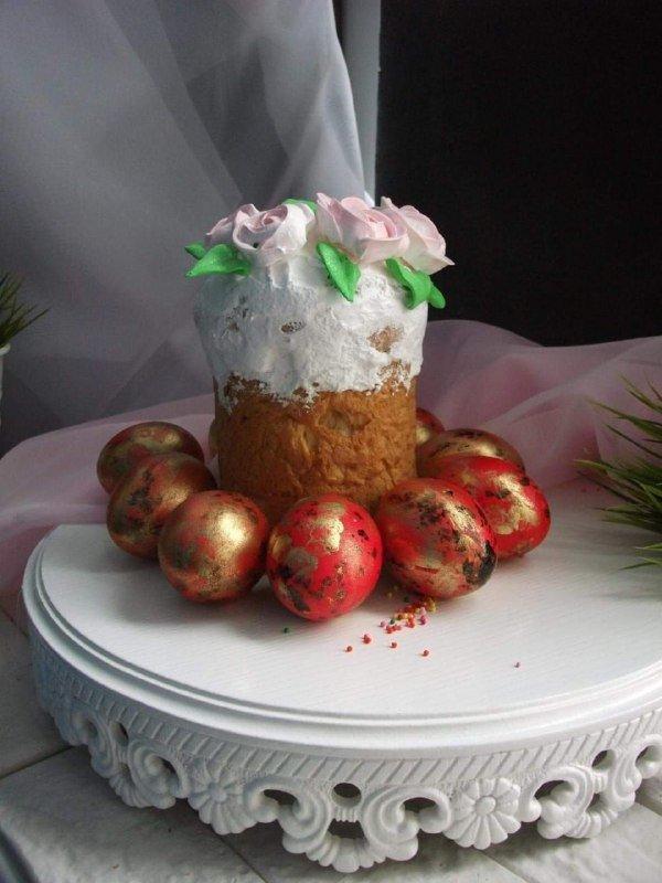 Пасха: Рецепт кулича от кондитера Светланы, фото-3