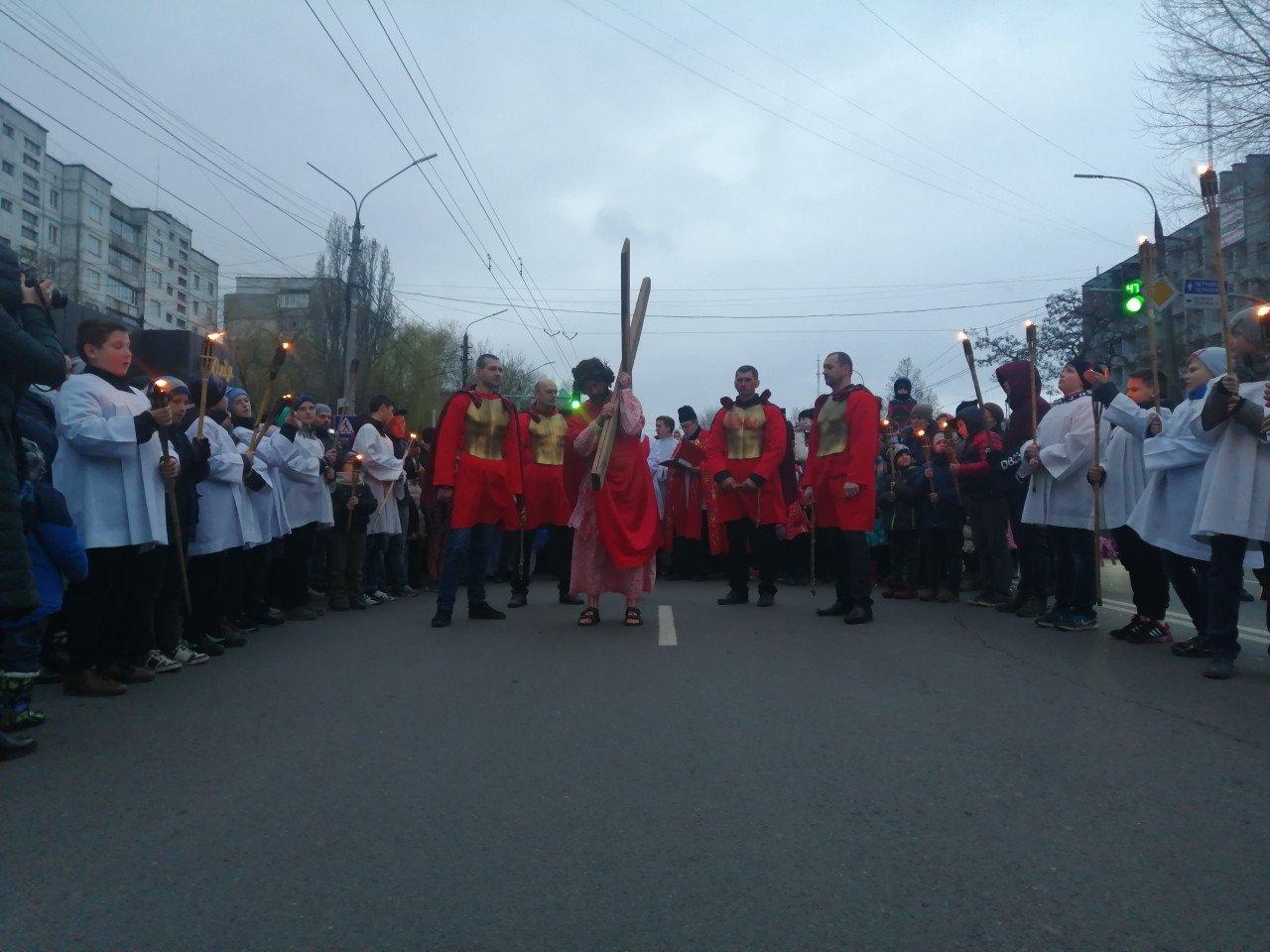 У Хмельницькому пройшла Хресна Дорога (фото, відео) , фото-8