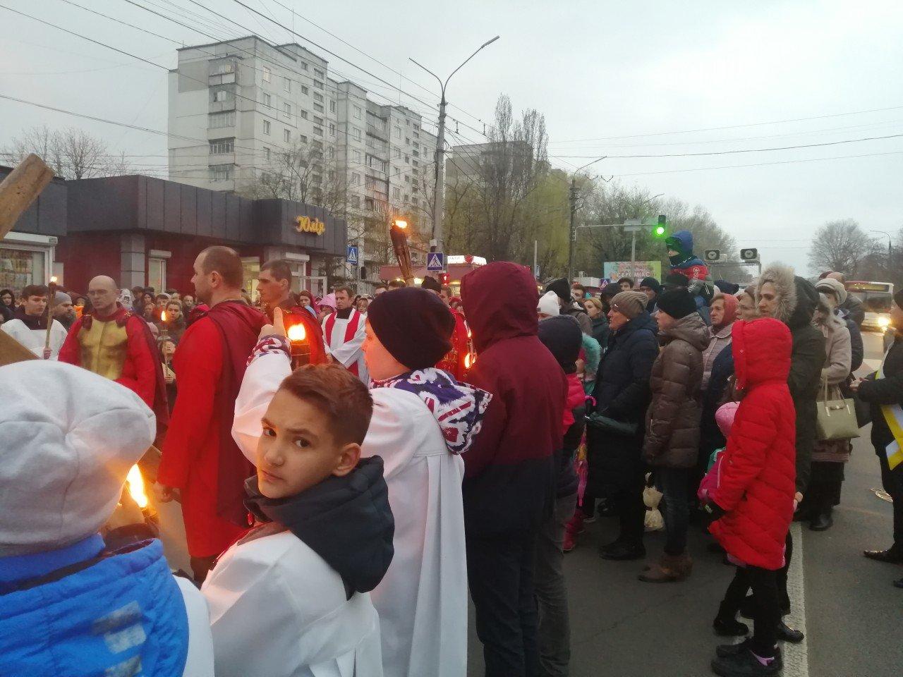 У Хмельницькому пройшла Хресна Дорога (фото, відео) , фото-6
