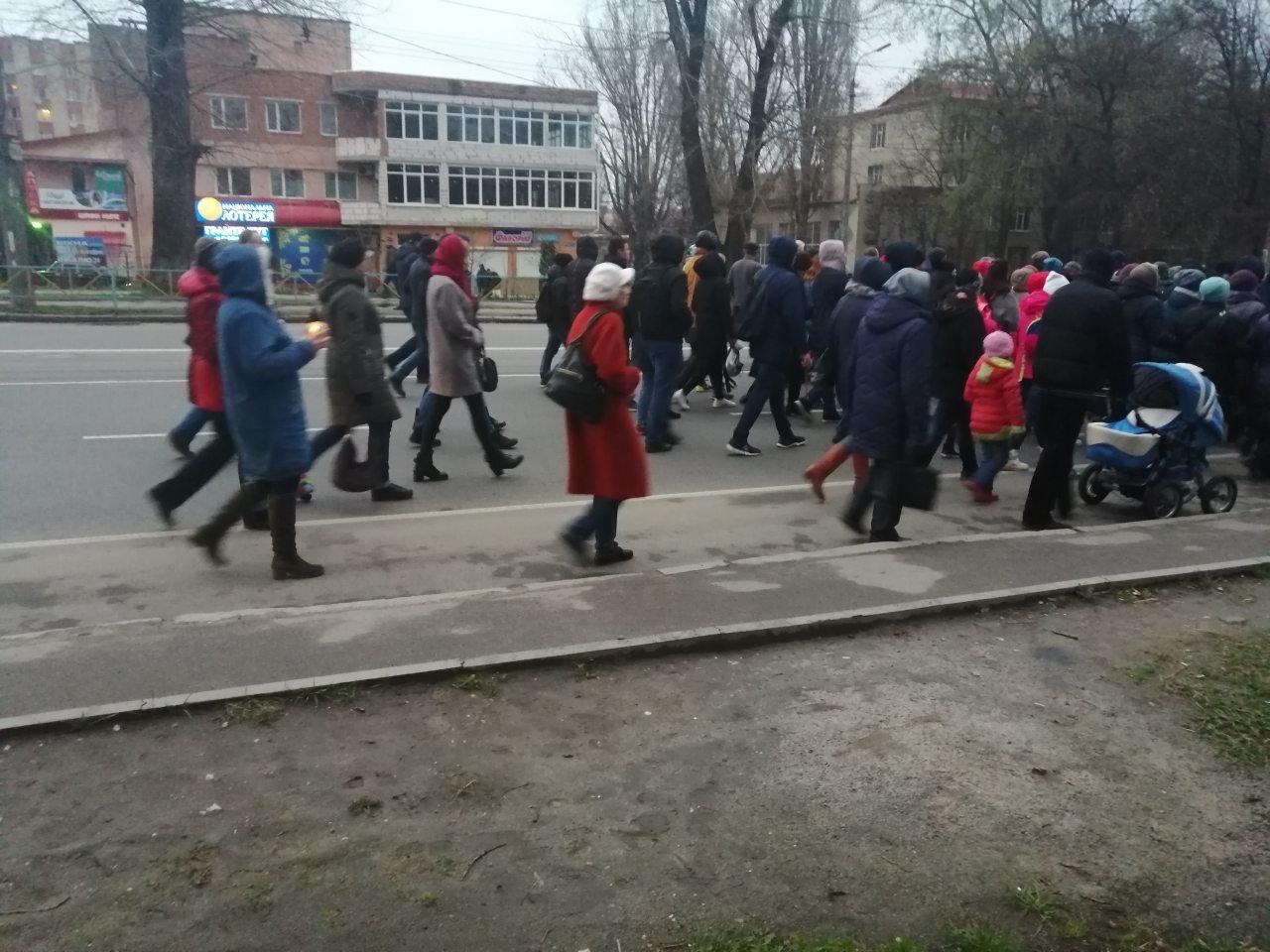 У Хмельницькому пройшла Хресна Дорога (фото, відео) , фото-2