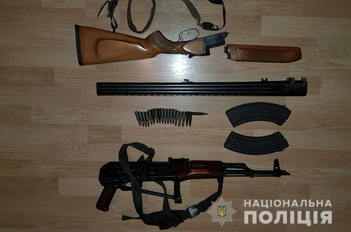 Хмельницькі поліцейські за підозрою у розбійному нападі затримали злочинну групу зі столиці , фото-3